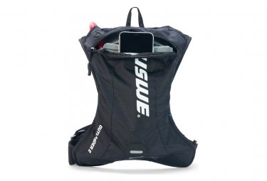 USWE Outlander 2 Hydration Pack with Water Pocket 1.5L Carbon Black