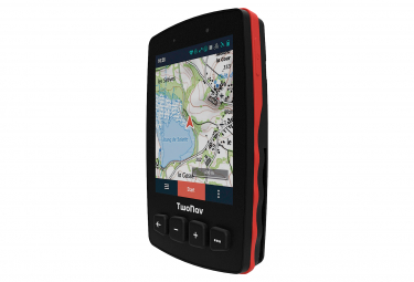 GPS Trail 2 Bike Rouge TwoNav