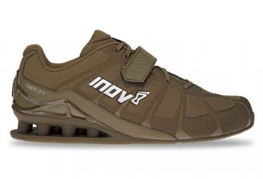 Chaussures d'Halterophilie Inov 8 Fastlift Gamma 360 Kaki