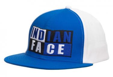Image of Casquette santa cruz bleu the indian face pour hommes et femmes