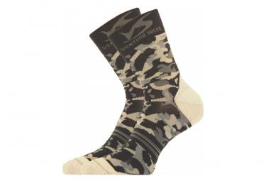 Ventura carbon camouflage camo black sock 35 38