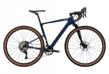 Damen Gravel Bike Cannondale Topstone Carbon Lefty 3 650b Shimano GRX 11-fach Alpin