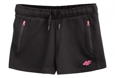 4F Girl's Shorts HJL20-JSKDD002-21S Garçon short Noir
