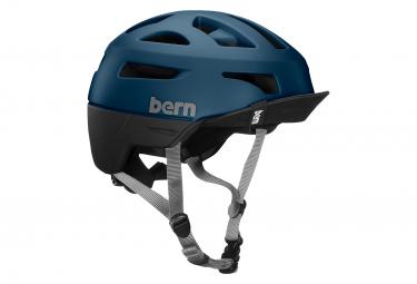 Bern Union Matte Mutted Teal Mips Boa Helmet