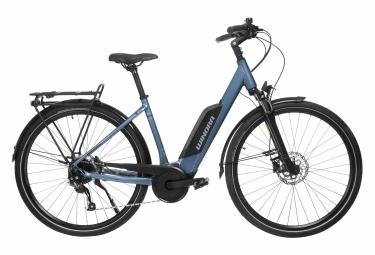 Bicicleta Híbrida Eléctrica Winora Confort 9.4 700 Bleu