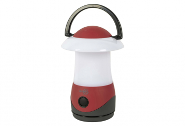 Image of Bo camp lampe de table cygnus rouge led