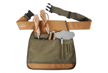 Image of Esschert design ceinture d outils de jardinage gt04