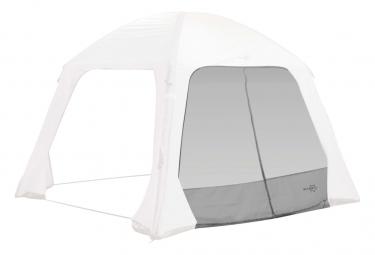 Image of Bo camp paroi laterale avec moustiquaire de tente air gazebo gris