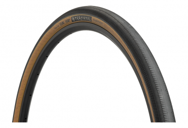 Teravail Rampart 700 Mm Neumatico De Grava Tubeless Ready Luz Plegable Y Lateral Flexible De Color Tostado 42 Mm
