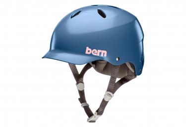 Bern Lenox Helmet Indigo
