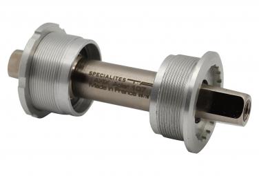 Boitier de Pédalier Spécialité TA Axix Light Pro Titane BSA/BSC