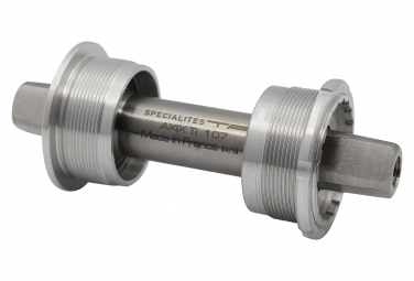 Boitier de Pédalier Spécialité TA Axix Light Pro Titane Italien 70mm