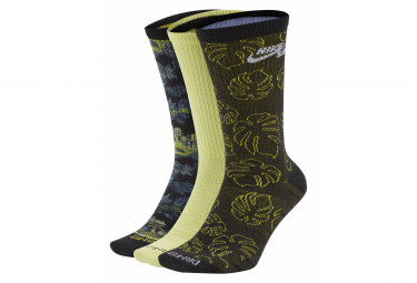 Paires de Chaussettes Nike SB Everyday Max Lightweight (3 Paires)