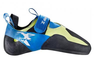 Climbing shoes Simond Edge Slipper Blue Yellow
