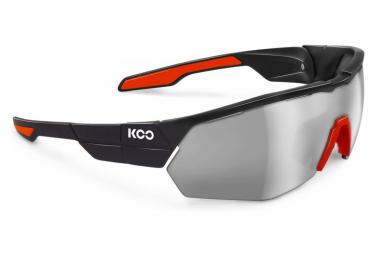 Kask Koo Open Cube Gafas Negro   Rojo