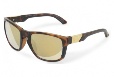 Image of Lunettes koo california tortois class gold