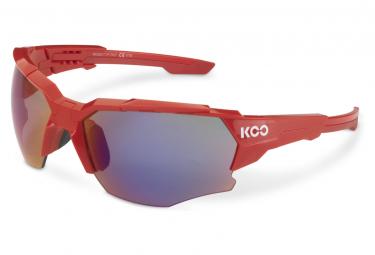 Kask Koo Orion Rojo