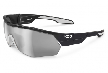 Paire de Lunettes KOO Open Cube Noir Blanc