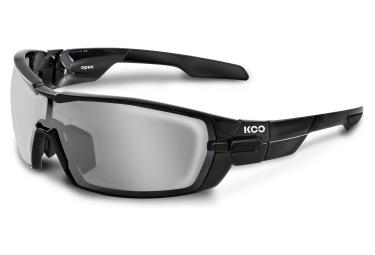 Koo Open Gafas Ahumadas Negras