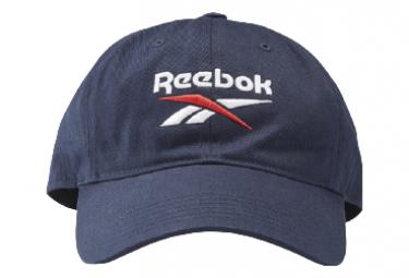 Casquette Reebok Logo Cap Bleu
