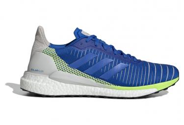 Adidas Solar Glide Blau Grün Herren Laufschuhe