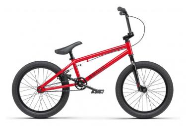 Bicicletas bmx freestyle radio revo 18   rojo
