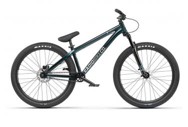 Vélo de Dirt Radio Bikes Griffin 26'' Vert Cobalt