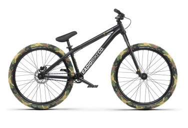 Vélo de Dirt Radio Bikes Minotaur 26'' Noir Mat