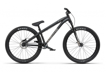 Vélo de Dirt Radio Bikes Griffin Pro 26'' Noir Mat