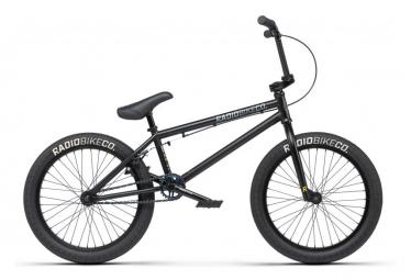Bicicleta bmx freestyle radio evol 20   matte black