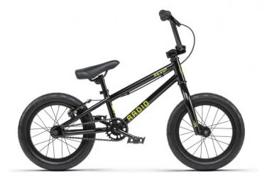Bicicletas Bmx Freestyle Radio Revo 14   Negra