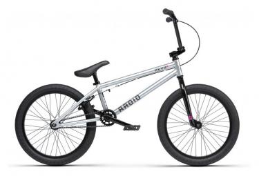 BMX Freestyle Radio Bikes Revo 20'' Pro Argent