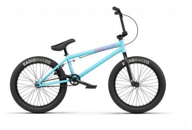 Bicicletas Bmx Freestyle Radio Evol 20   Azul Cielo