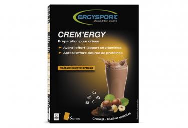 Image of La crem ergy preparation pour creme 6x60g