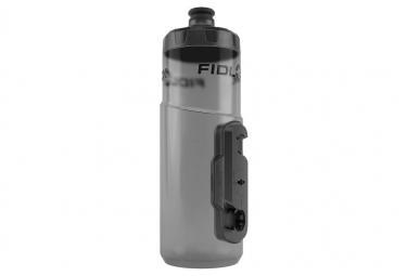 Fidlock Twist tanica da 600 ml + connettore per bottiglia e kit di gravità nero