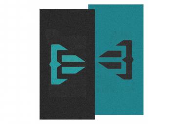 Towel Mickael Phelps MP Turquoise Black
