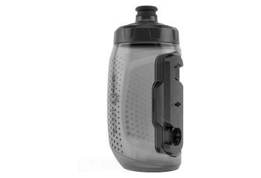 Bidon Fidlock Twist Simple 450 ml + connecteur de bouteille noir