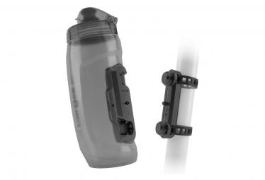 Bottiglia Fidlock 590 + uni base (SET) Nero