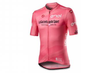 Maillot Castelli #Giro103 Competizione Manga Corta Rosa Giro Rosa