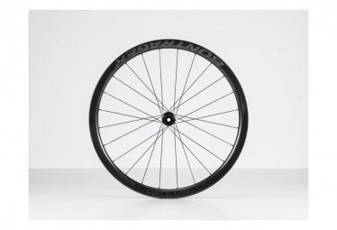 Bontrager Aeolus RSL 37 TLR Road Rear Wheel Black