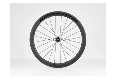 Bontrager Aeolus Elite 50 TLR Front Road Wheel Black Disc