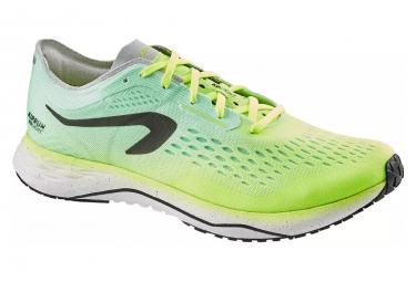 Zapatillas de running kiprun kd light yellow green hombre 43 1 2