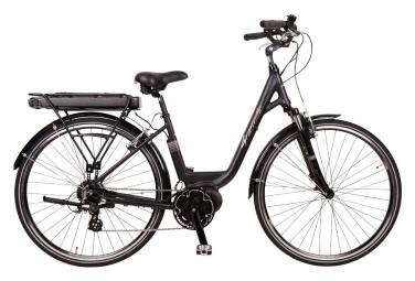 Bicicleta Ciudad Mujer Granville Smooth 50 Promovec Lady Noir