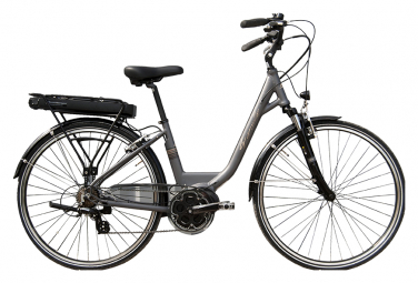 Granville Smooth 50 Frauen Elektro City Bike Promovec Lady Shimano Altus 8v Titan 2020