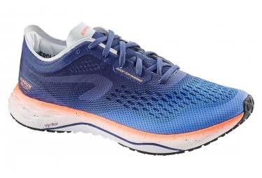Chaussures de Running Femme Kiprun KD Light Femme Bleu / Orange