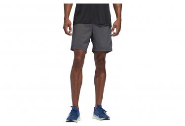 Adidas Saturday Grey Laufshorts