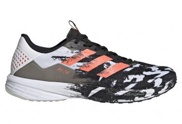 Adidas SL20 Camo Schwarz Weiß Laufschuhe