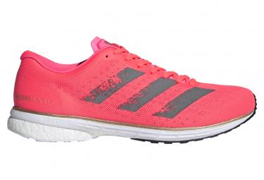 Adidas Adizero Adios 5 Naranja Zapatillas De Correr 43 1 3