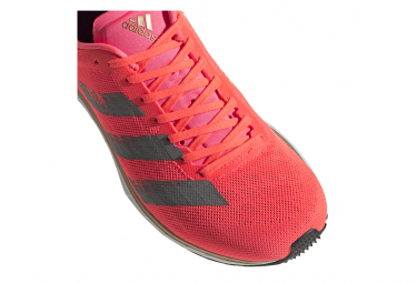 Zapatillas adidas running adizero adios 5 m para Hombre Naranja