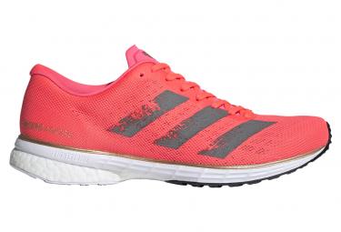 Adidas adizero adios 5 rosa Laufschuhe für Damen